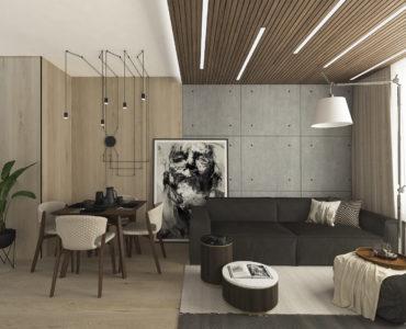 Moderan dizajn enterijera Beograd